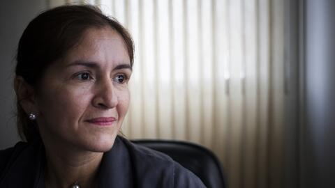 Lucía Sandoval dedicó sus años en prisión a estudiar derecho y ahora ayu...