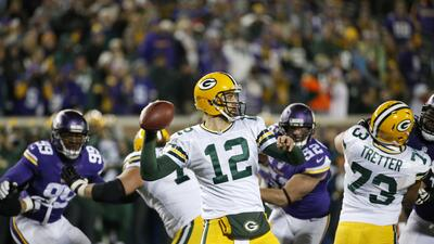 Packers 30-13 Vikings: Green Bay sale de la mala racha y es líder en el...