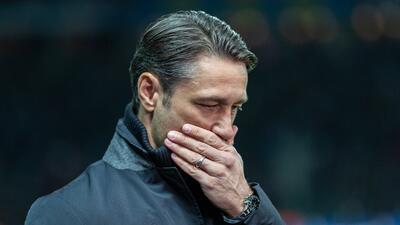 ¡No solo Lopetegui! Niko Kovac también está en la cuerda floja, pero del Bayern