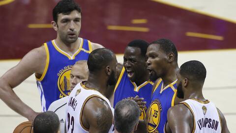 Juego 4 Final NBA