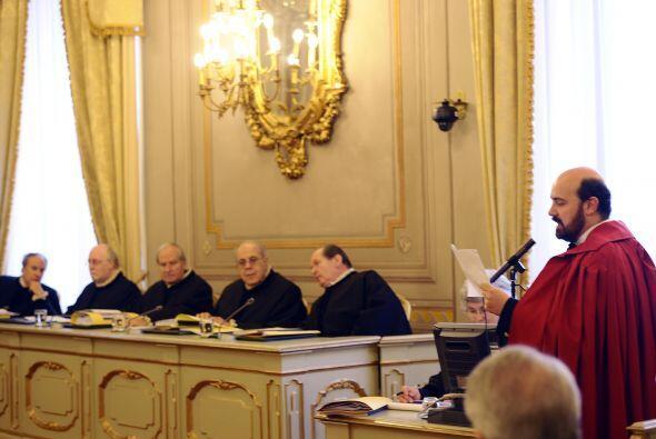 Los magistrados detallaron que 'un notable número de jóven...