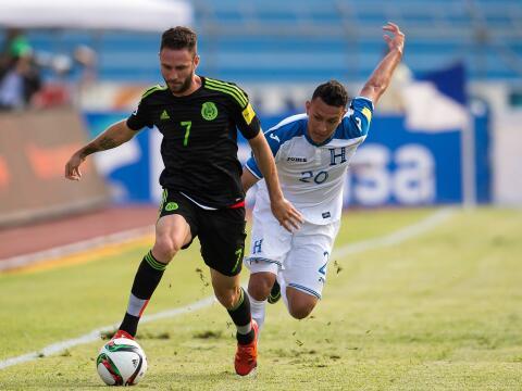 Calificamos el Honduras vs, México
