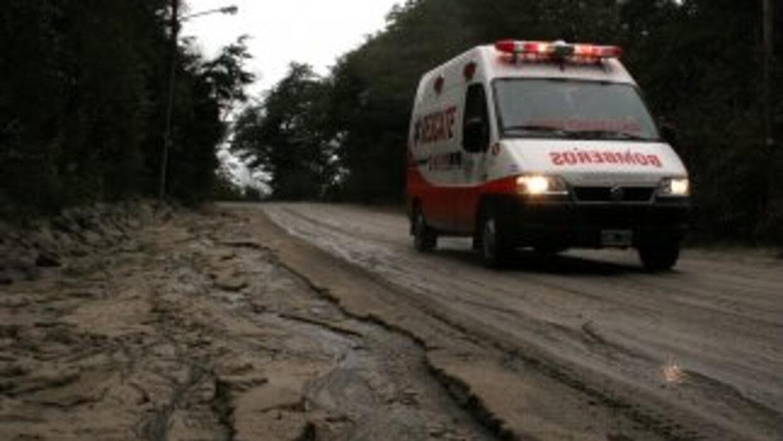 Seis personas murieron y otras cuatro resultaron heridas en una colisión...