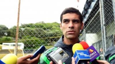 Márquez disputará su cuarta Copa del Mundo con México.
