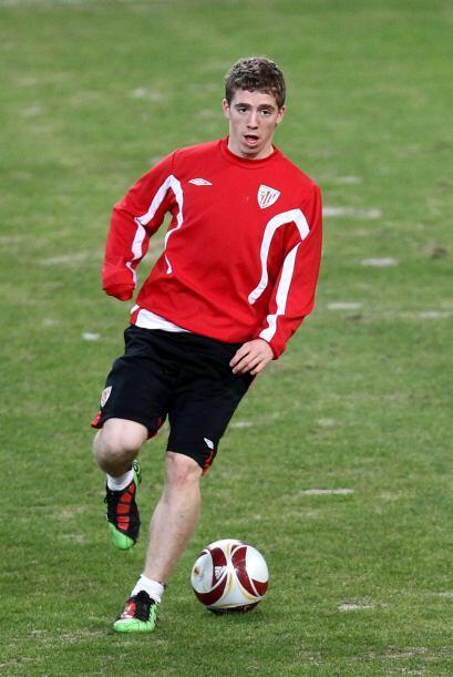 Iker entrenaba con el primer equipo del Athletic desde los 14 años, pero...