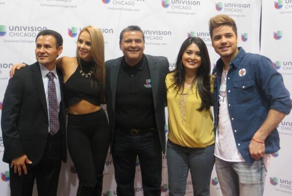 Muchas estrellas de Univision te esperan en Familia y Hogar Expo en el D...