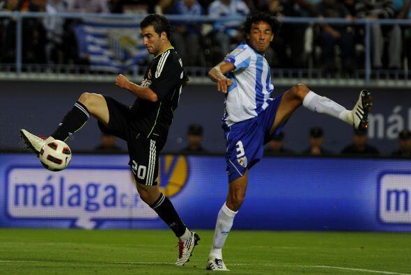 No es ballet. Es fútbol, aunque el Real Madrid bailó a los andaluces.