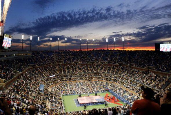 La edición de Wimbledon de 2008 poseía hasta la fecha el récord de aband...