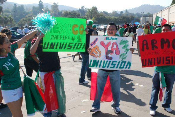 Univision y UnivisionDeportes.com son los canales de comunicación favori...