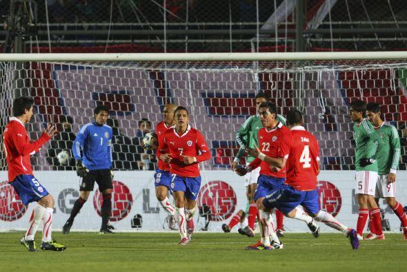 La decisión de México de no llevar al equipo titular fue discutida por m...