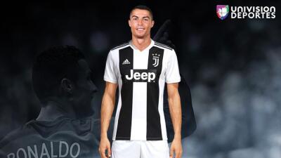 OFICIAL: Cristiano Ronaldo deja el Real Madrid y ficha por la Juventus de Turín
