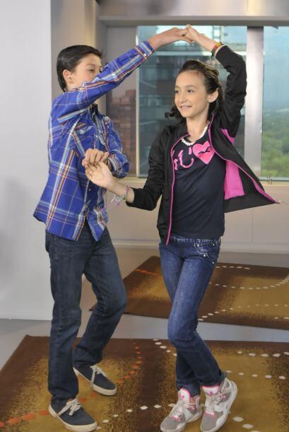¡No te pierdas el espléndido desempeño de estos dos grandes bailarines y...