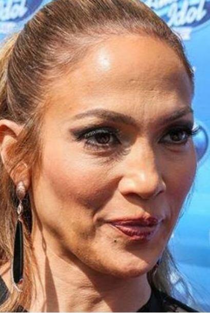 En esta imagen la 'Diva del Bronx' deja expuesta sus arrugas.