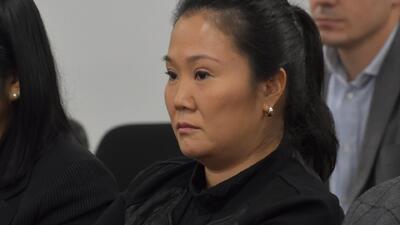 Juez de Perú ordena 36 meses de prisión preventiva para la excandidata presidencial Keiko Fujimori