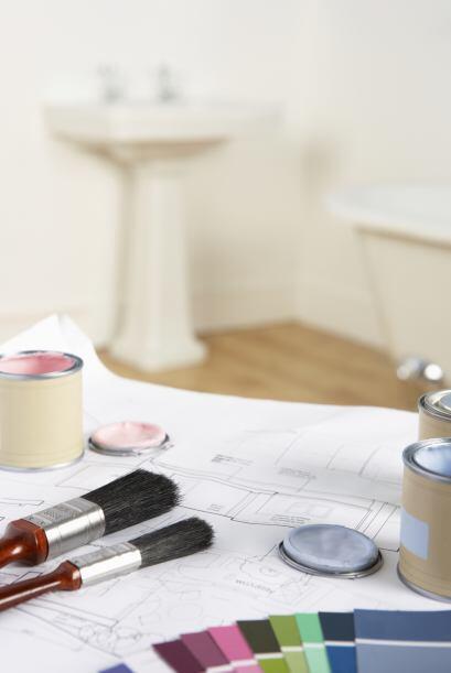 Descubre estas ideas para decorar tu baño con detalles coloridos y creat...