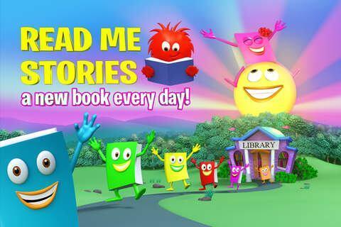 READ ME STORIES - Imagina que tu niño lea un libro nuevo cada día, y des...