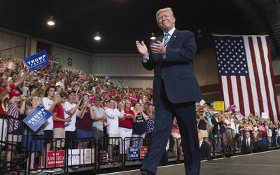 El pasado 3 de agosto, Donald J. Trump habló en un rally con sus...
