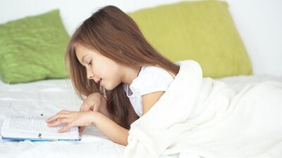 Los niños disfrutan de la lectura