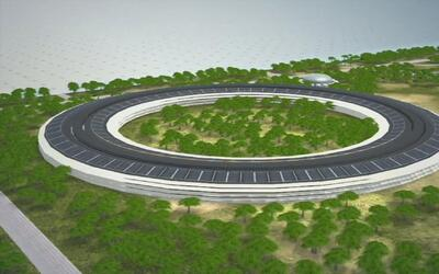 Esta será la nueva sede de Apple que costará 5,000 millones de dólares