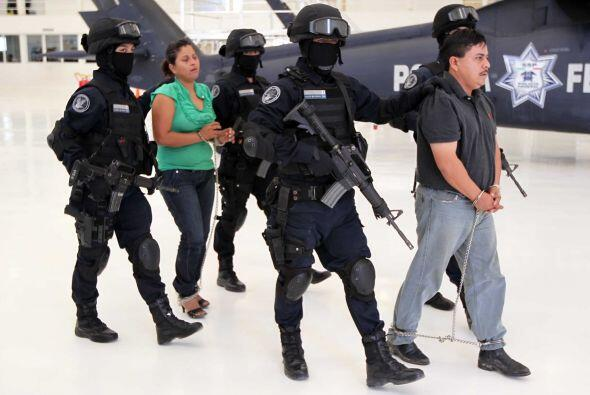 El gobierno de México asestó dos  fuertes golpes al cártel de 'Los Zetas...
