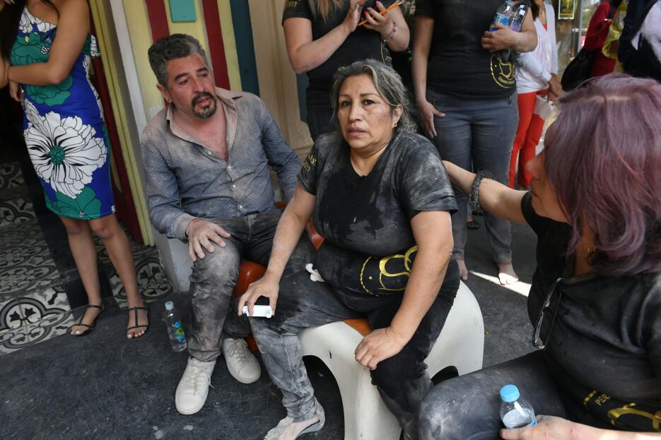 Terremoto México Rostros