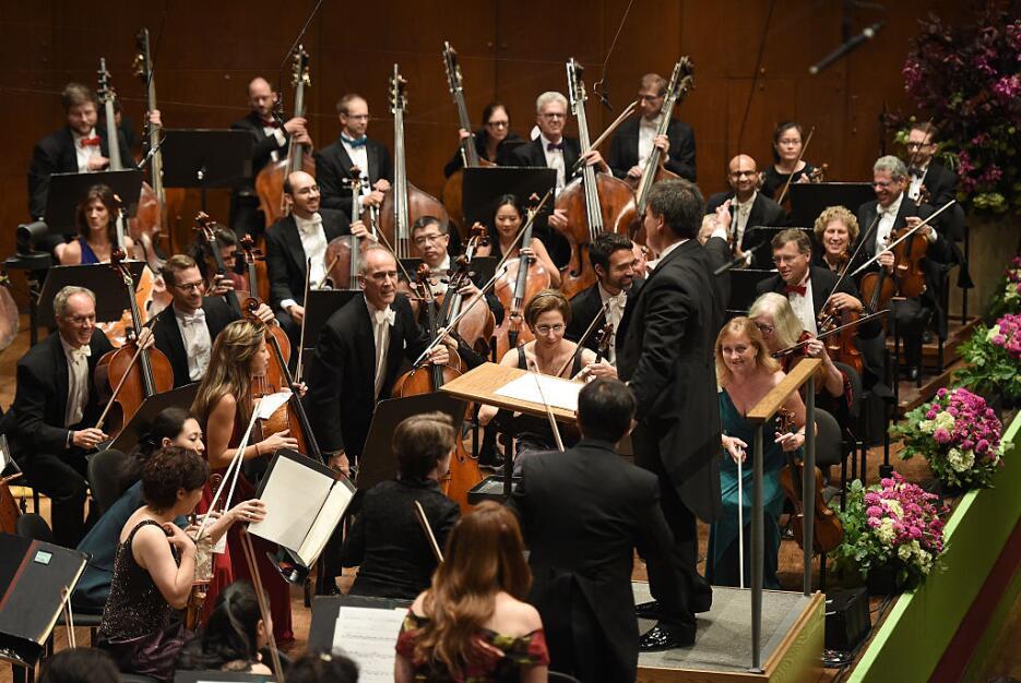 La Orquesta Filarmónica de Nueva York lleva su música, libre de costo, a...