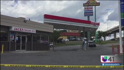 Autoridades buscan a los responsables de iniciar un tiroteo en una gasolinera