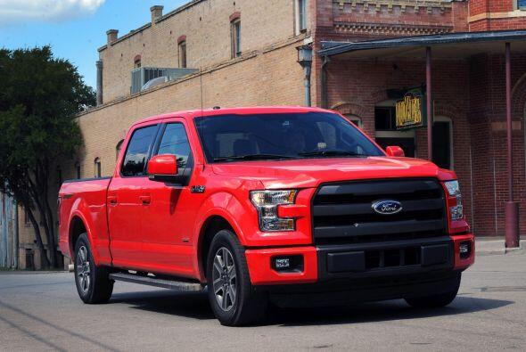 Ford F-150 EcoBoost FX4 2015