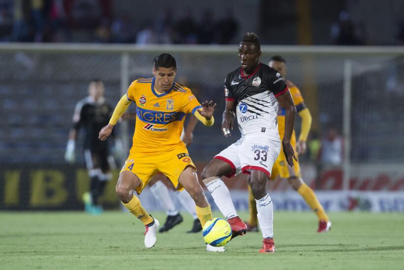Lobos BUAP vs. Tigres UANL, Jornada 7 Torneo Clausura 2018 Liga MX 20180...