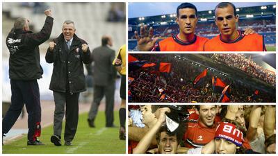 Osasuna: El club que Javier Aguirre levantó y que no logró sostenerse sin él