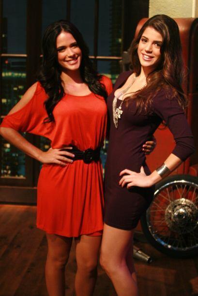 Sin duda Nicole y Rocío se han convertido en las favoritas del show.
