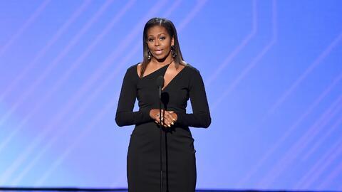 """""""Michelle Obama es todo lo que este sitio nunca será: honorable,..."""
