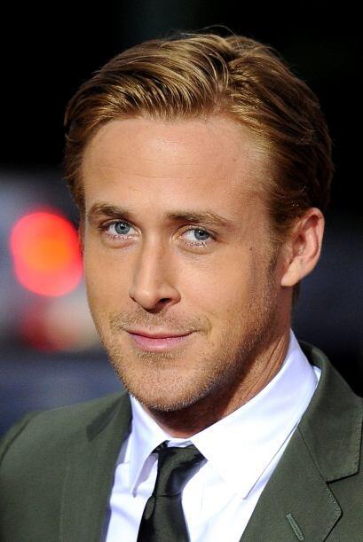 Ryan Gosling es uno de los galanes más codiciados y cuenta con un ejérci...
