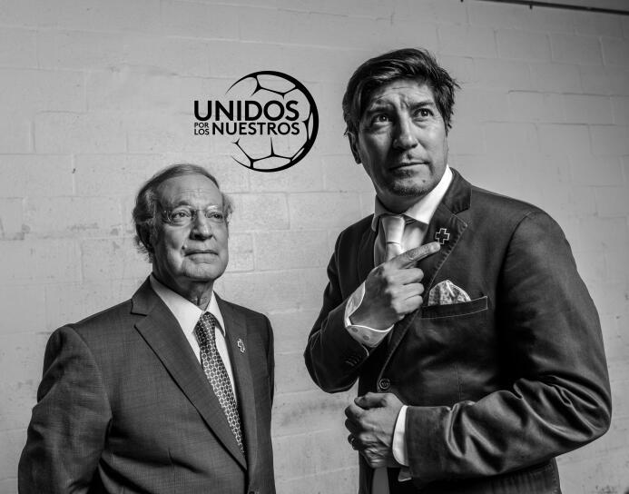 Univision Deportes, ESPN, Fox Sports, Azteca América y beIN: #UnidosPorL...