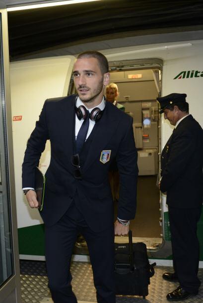 El jugador de la selección italiana provocará los suspiros de muchas chi...