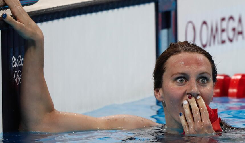 El manicure, el mejor accesorio de las atletas en los Juegos Olímpicos m...