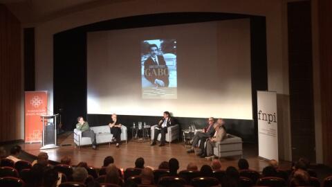 Presentan Gabo periodista en CILE