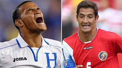 Honduras vs Costa Rica, por un boleto a semifinales de Copa Oro