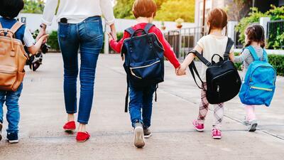 Cinco consejos para retomar la rutina escolar (y preparar a los niños para un feliz regreso a clases)