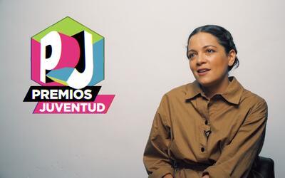 Natalia Lafourcade agradecida por estar nominada a Premios Juventud