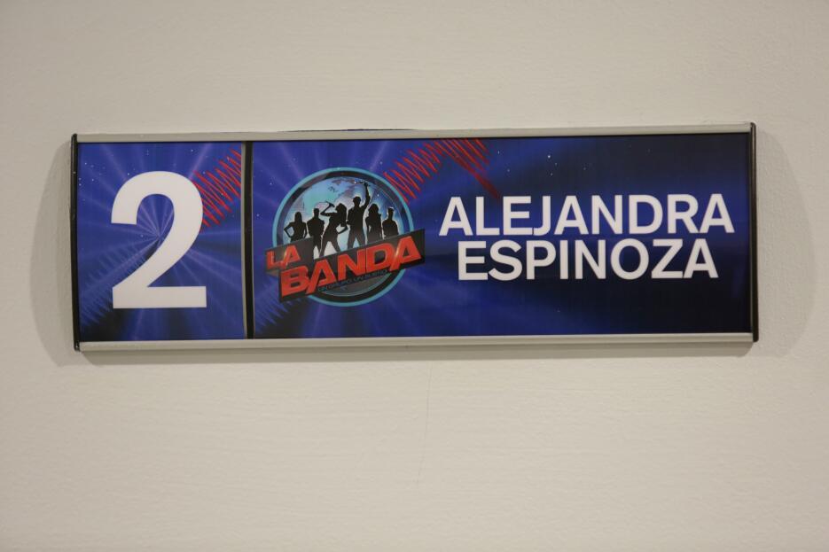 Alejandra look show en vivo