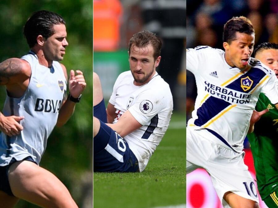Kane, Neymar, Gago y otras lesiones que atormentan a las selecciones con...