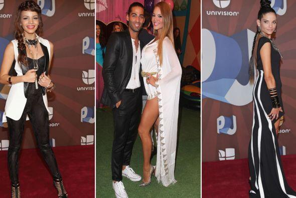 Blanco y negro en Premios Juventud