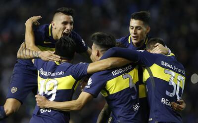 Boca Juniors es el nuevo campeón en Argentina.
