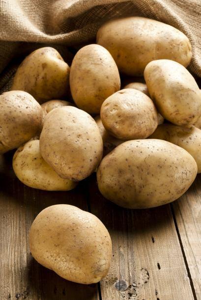Patata dulce. Llena de vitamina A y C, betacaroteno y otros nutrientes,...