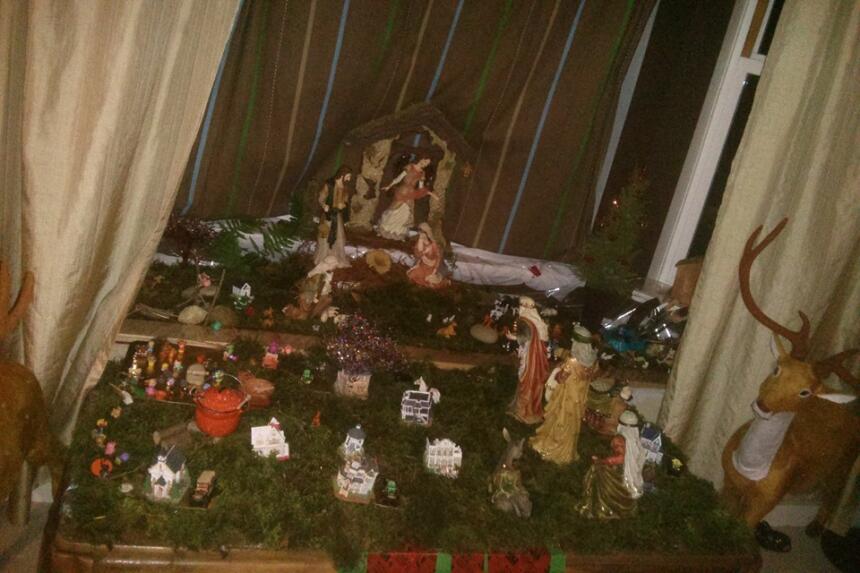 La Navidad ya llegó a muchas casas de la ciudad. Mira la galería de foto...