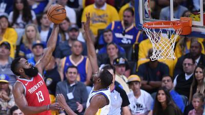 Los Rockets se enfrentan a los Warriors en un partido decisivo por la Conferencia del Oeste
