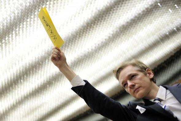 El sitio web WikiLeaks fue fundado en 2006 por el periodista autraliano...