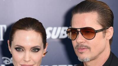 "Un hombre intentó atacar a Brad Pitt en la premiere de la cinta ""Malefic..."