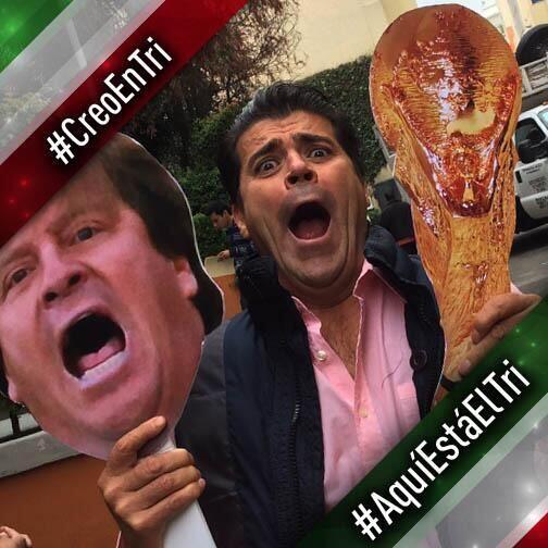 """El Burro Van Rankin de """"Hoy"""". Todo sobre el Mundial de Brasil 2014."""
